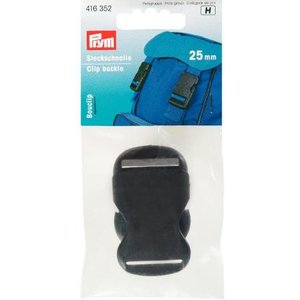 Billigtpyssel.se | Ryggsäcksspänne av plast svart