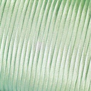 Billigtpyssel.se | Satinsnöre 2 mm - 50 meter - grädde