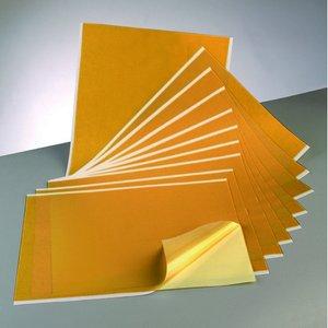 Billigtpyssel.se | Självhäftande folie 300 x 400 mm - transparent i mapp