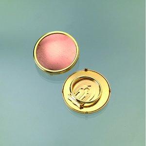 Billigtpyssel.se | Sjalsclip för emaljering ø 36 mm - guldpläterad rund