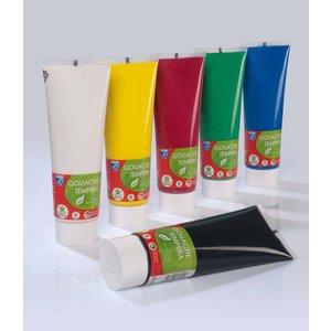 Billigtpyssel.se | Skolfärg L&B Redimix Gouache 250 ml - 6 Färger