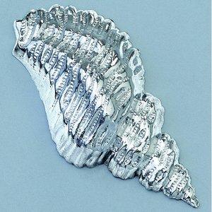 Billigtpyssel.se | Smycke 15 x 32 mm - silverfärgad 1 st. skal