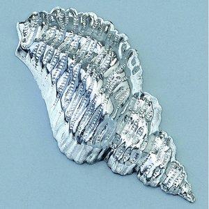 Billigtpyssel.se | Smycke 15 x 32 mm - silverfärgad skal