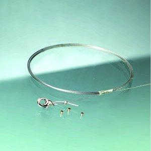 Billigtpyssel.se | Smycketråd halsband 0