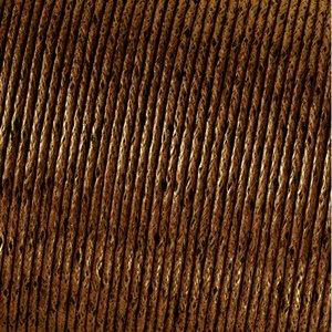 Billigtpyssel.se   Snöre vaxad bomull - brun