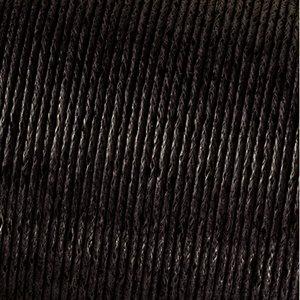 Billigtpyssel.se | Snöre vaxad bomull - mörkbrun