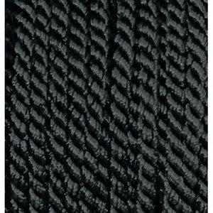 Billigtpyssel.se | Snöre viskos 4 mm - 25 meter - svart