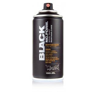 Billigtpyssel.se | Sprayfärg Montana Black 150ml