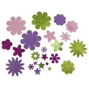 Billigtpyssel.se | Stickers - Blommor