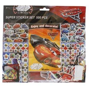 Billigtpyssel.se | Stickers - Cars 3
