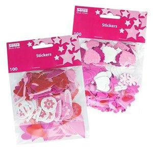 Billigtpyssel.se | Stickers Sense - 100 st