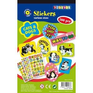 Billigtpyssel.se | Stickers hundar & katter