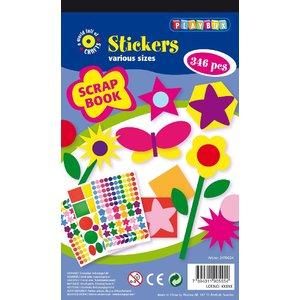 Billigtpyssel.se   Stickers scrapbook