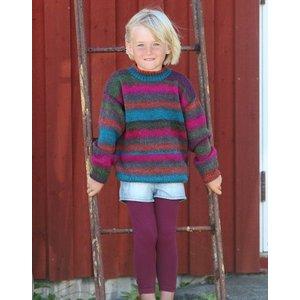 Billigtpyssel.se | Stickmönster - Barntröja (Big Trend 1)