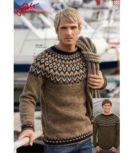Billigtpyssel.se   Stickmönster - Isländsk tröja för honom