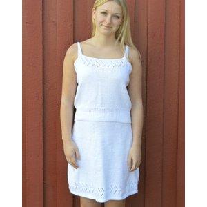 Billigtpyssel.se | Stickmönster - Linne och kjol