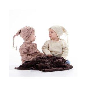 Billigtpyssel.se | Stickmönster - Mönsterstickad och slätstickad tröja