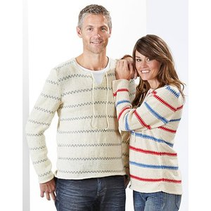 Billigtpyssel.se   Stickmönster - Mönsterstickade tröjor alt 3 (barn
