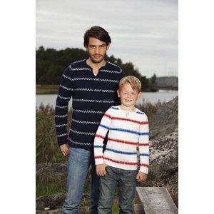 Billigtpyssel.se | Stickmönster - Mönsterstickade tröjor (dam