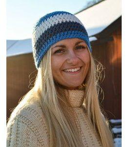 Billigtpyssel.se | Stickmönster - Mössor (10-12 år)