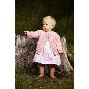 Billigtpyssel.se | Stickmönster - Spetsstickad tröja och kofta