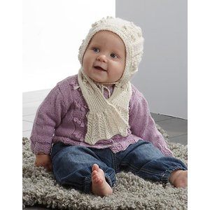 Billigtpyssel.se | Stickmönster - Strukturstickad tröja