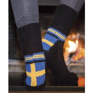 Billigtpyssel.se | Stickmönster - Strumpor