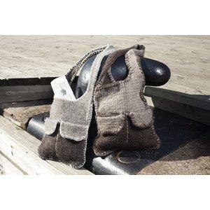 Billigtpyssel.se | Stickmönster - Tovad och otovad axelväska