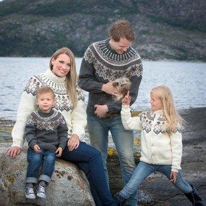 Billigtpyssel.se | Stickmönster - Tröja