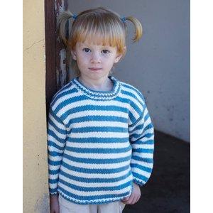 Billigtpyssel.se | Stickmönster Tröja - höst & vinter (barn)