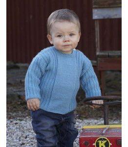 Billigtpyssel.se | Stickmönster - Tröja & mössa (storlekar: baby-barn alt2)