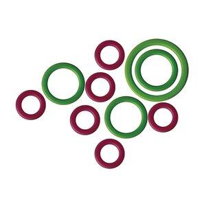 Billigtpyssel.se | Stickmarkörer KnitPro