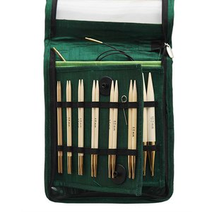 Billigtpyssel.se | Stickset Bamboo - Ändstickor Deluxe