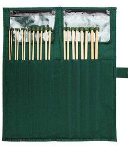 Billigtpyssel.se   Stickset Bamboo - Jumperstickor 25 cm 3