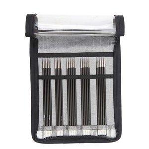 Billigtpyssel.se | Stickset Karbonz - Strumpstickor 15 cm