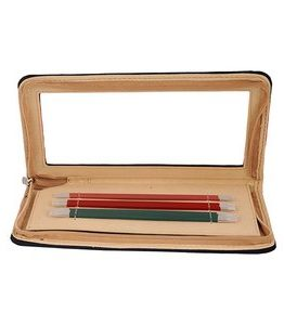 Billigtpyssel.se | Stickset Zing - Strumpstickor - 20 cm