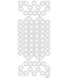 Billigtpyssel.se | Sticky Shapes - Snöflingor