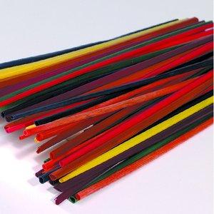 Billigtpyssel.se | Strån 22 cm - blandade färger 50 st.