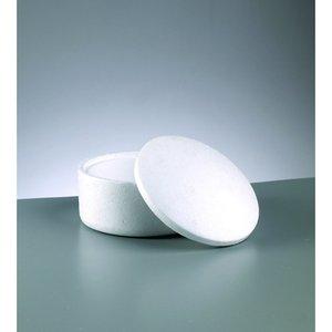 Billigtpyssel.se | Styrolitbehållare 145 x 90 mm - rund