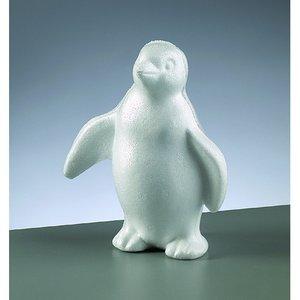 Billigtpyssel.se | Styrolitform 180 mm - Pingvin stående