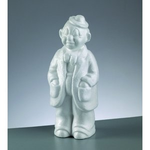 Billigtpyssel.se | Styrolitform 240 mm - clown