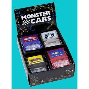 Billigtpyssel.se | Suddgummi - Monster Cars