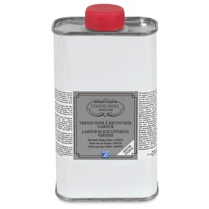 Billigtpyssel.se | Svart Stopout Lack Charbonnel Ink. Medium - 250 ml