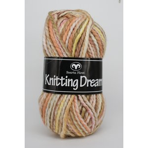 Billigtpyssel.se | Svarta Fåret Knitting Dream garn 100g