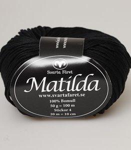 Billigtpyssel.se | Svarta Fåret Matilda garn 50g