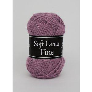 Billigtpyssel.se | Svarta Fåret Soft Lama Fine garn 50g