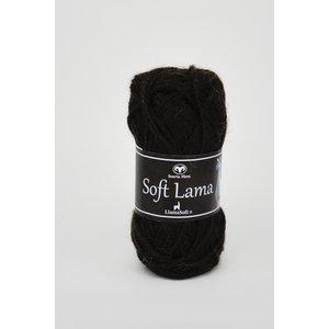 Billigtpyssel.se | Svarta Fåret Soft Lama garn 50g
