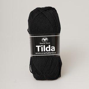 Billigtpyssel.se | Svarta Fåret Tilda garn 50g