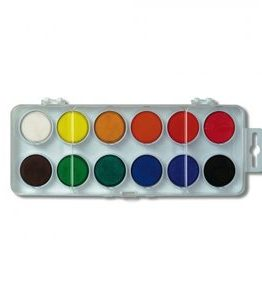 Billigtpyssel.se | Täckfärgsask ø 30 mm