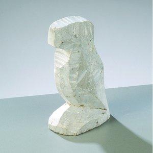 Billigtpyssel.se | Täljsten blank ~ 8 - 10 cm - Pingvin